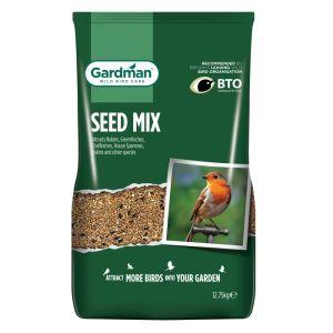 Gardman Wild Bird Seed Mix - 12.75kg