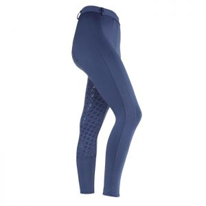 Shires Aubrion Albany Riding Tights - Navy