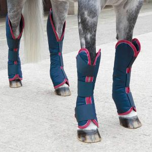 Shires Travel Boots - Navy