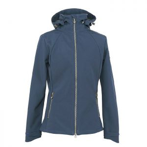 Shires Aubrion Finchley Softshell Jacket - Navy