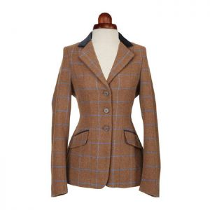 Shires Aubrion Saratoga Jacket - Brown Tweed