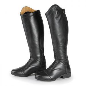 Shires Moretta Women's Luisa Riding Boots, Wide Fit – Black