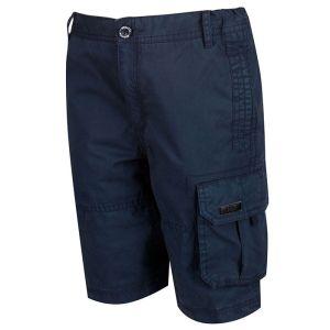 Regatta Children's Shorewalk Cargo Shorts – Navy
