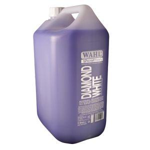 Wahl Showman Diamond White Shampoo - 5 Litre