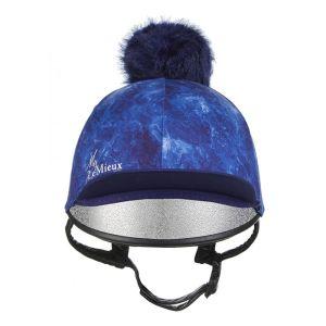 LeMieux Glacé Hat Silk – Navy