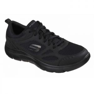Skechers Men's 52812 Summits South Rim Trainers – Black