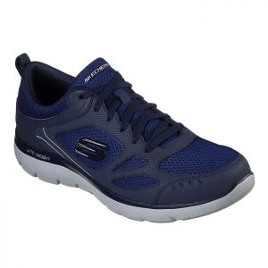Skechers Men's Summits South Rim Trainers – Navy
