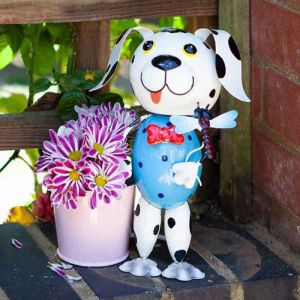 Dog Plant Pot