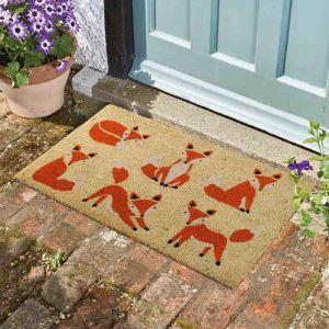Smart Garden Fox Doormat