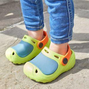 Smart Garden Children's Colourful Comfi Clogs