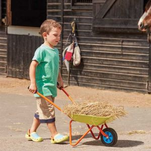 Smart Garden Children's Colourful Wheelbarrow