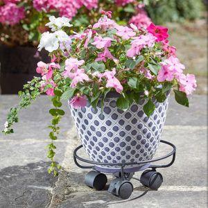 Smart Garden Elegance Pot Caddy – 25cm