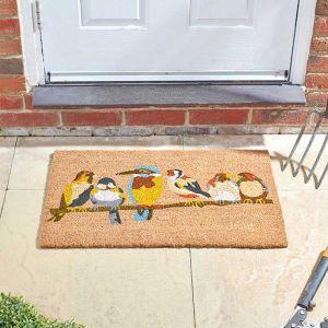 Smart Garden Feathered Friends Doormat