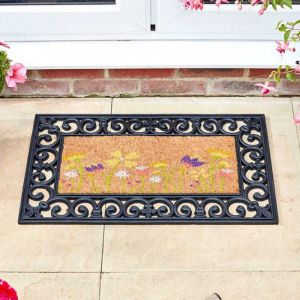 Smart Garden Meadow Doormat Insert – 53cm x 23cm