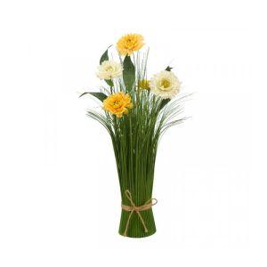 Smart Garden Mellow Yellow Faux Bouquet – 40cm
