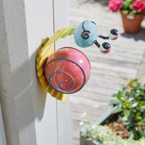 Smart Garden Snazee Snail Ornament – Medium