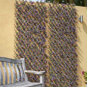 Smart Garden Vivid Violet Willow Trellis – 180cm x 90cm