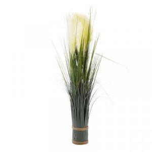 Smart Garden White Pampas Faux Bouquet – 70cm