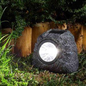 Smart Solar 3L Rock Spotlights – Pack of 4