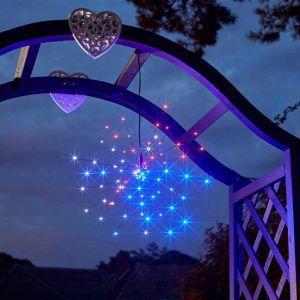 Smart Solar StarBurst LED Pendant Light