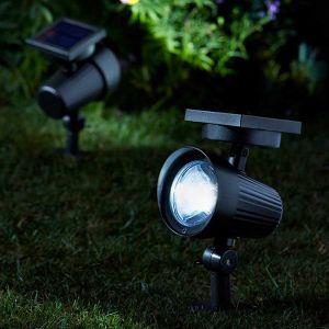 Smart Solar Ultra 365 30L Spotlight – Black