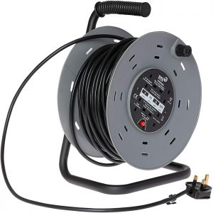 SMJ Electric Cable Reel Extension - 50m