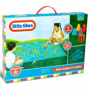 Little Tikes Giant Snakes and Ladders
