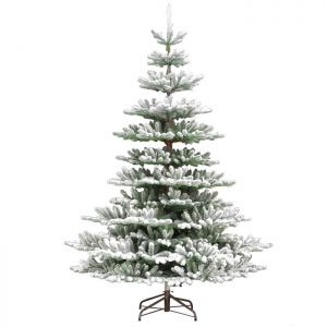 National Tree Snowy Imperial 'Feel Real' Christmas Tree - 6ft