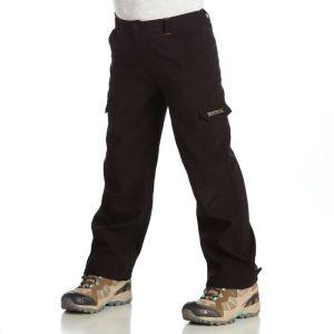 Regatta Children's Softshell Trousers - Black