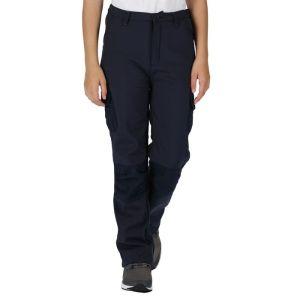 Regatta Children's Winter Softshell Trousers - Navy