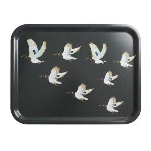 Sophie Allport Large Printed Tray – Ducks