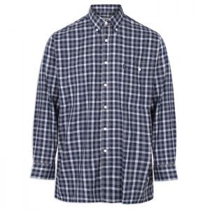 Champion Men's Southwold Long Sleeved Shirt – Navy