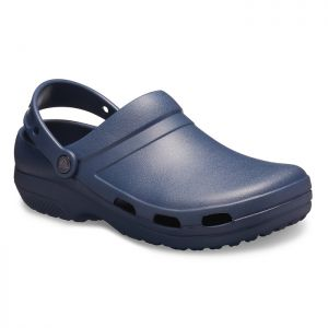 Crocs Women's Specialist II Vent Clogs - Navy