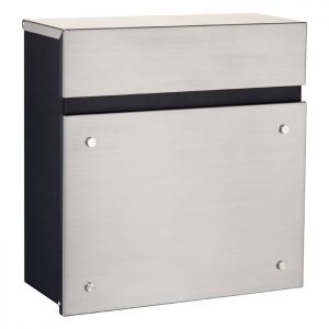 Square Top Wall Mounted Mailbox
