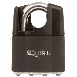 Squire Stronglock Padlock with Cover - 50mm