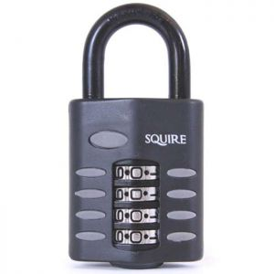 Squire Combination Padlock - 50mm