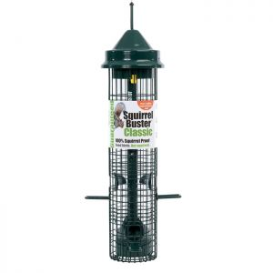 Jacobi Jayne Squirrel Buster Classic Seed Feeder