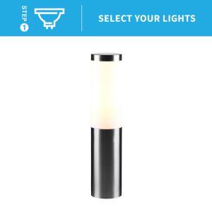 Ellumiere Bollard Light - Stainless Steel
