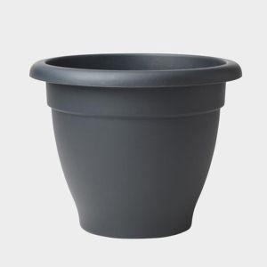 Stewart Garden Essential Planter, 39cm – Slate Grey