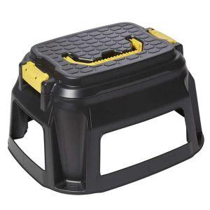 Strata Heavy Duty All-In-One Step Stool & Tool Box