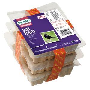 Gardman Suet Feast - 3 Pack