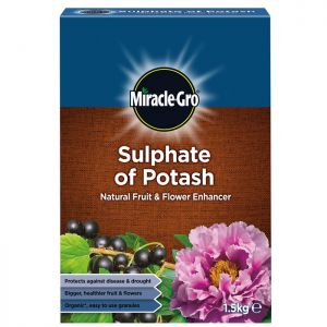 Miracle-Gro Sulphate of Potash - 1.5kg