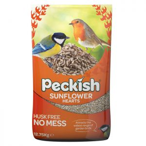 Peckish Sunflower Hearts - 12.75kg