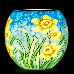 Benaya Art Ceramics Sunshine Tealight Holder