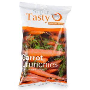 Super Tasty Crunchies - Carrot, 500g