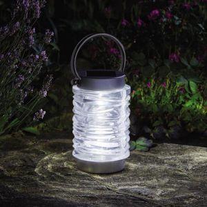 Smart Solar Wave Lantern