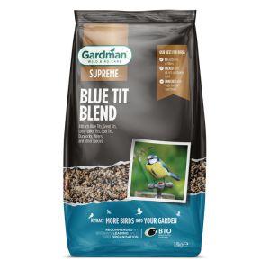 Gardman Supreme Blue Tit Blend - 1.8kg