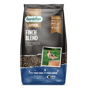 Gardman Supreme Finch Blend - 1.8kg