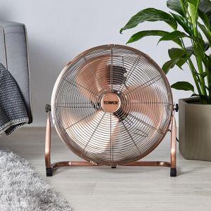 Tower Velocity Fan, 18in - Copper