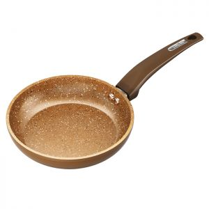 Tower Cerastone Forged Frying Pan Gold - 20cm